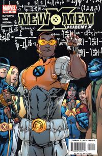 Cover Thumbnail for New X-Men (Marvel, 2004 series) #10