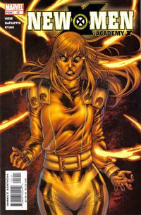 Cover Thumbnail for New X-Men (Marvel, 2004 series) #12