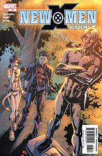Cover Thumbnail for New X-Men (Marvel, 2004 series) #13