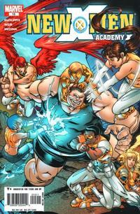 Cover Thumbnail for New X-Men (Marvel, 2004 series) #15