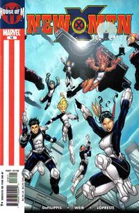 Cover Thumbnail for New X-Men (Marvel, 2004 series) #16 [1st Printing]