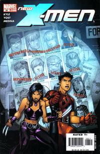 Cover Thumbnail for New X-Men (Marvel, 2004 series) #26