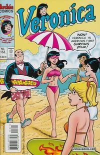 Cover Thumbnail for Veronica (Archie, 1989 series) #153