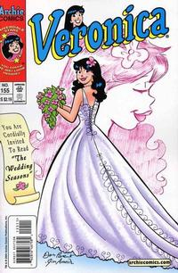 Cover Thumbnail for Veronica (Archie, 1989 series) #155