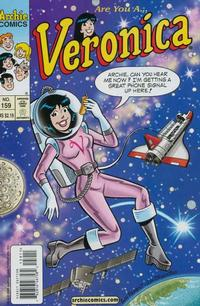 Cover Thumbnail for Veronica (Archie, 1989 series) #159