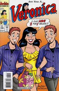 Cover Thumbnail for Veronica (Archie, 1989 series) #160
