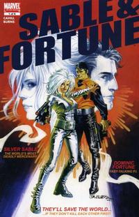Cover Thumbnail for Sable & Fortune (Marvel, 2006 series) #1