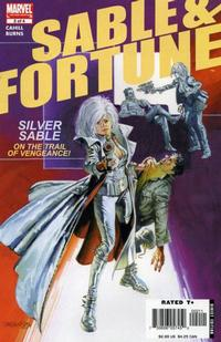 Cover Thumbnail for Sable & Fortune (Marvel, 2006 series) #2