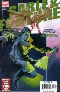 Cover Thumbnail for Sable & Fortune (Marvel, 2006 series) #3