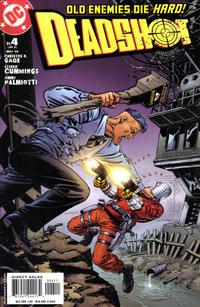 Cover Thumbnail for Deadshot (DC, 2005 series) #4