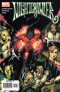 Cover Thumbnail for Nightcrawler (Marvel, 2004 series) #12