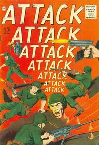 Cover Thumbnail for Attack (Charlton, 1962 series) #2