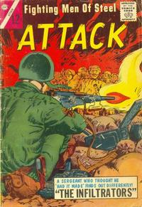 Cover Thumbnail for Attack (Charlton, 1962 series) #3