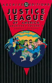 Cover Thumbnail for Justice League of America Archives (DC, 1992 series) #3