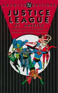 Cover Thumbnail for Justice League of America Archives (DC, 1992 series) #4
