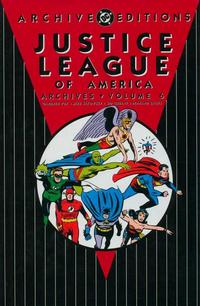 Cover Thumbnail for Justice League of America Archives (DC, 1992 series) #6