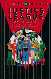 Cover Thumbnail for Justice League of America Archives (DC, 1992 series) #7