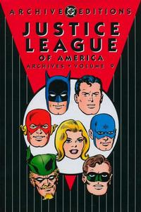 Cover for Justice League of America Archives (DC, 1992 series) #9