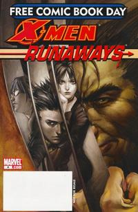 Cover Thumbnail for Free Comic Book Day 2006 [X-Men / Runaways] (Marvel, 2006 series)
