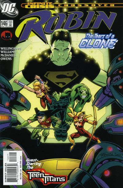 Cover for Robin (DC, 1993 series) #146