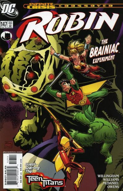 Cover for Robin (DC, 1993 series) #147