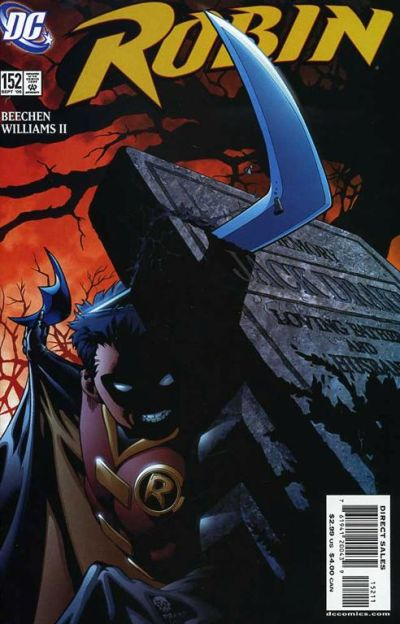 Cover for Robin (DC, 1993 series) #152