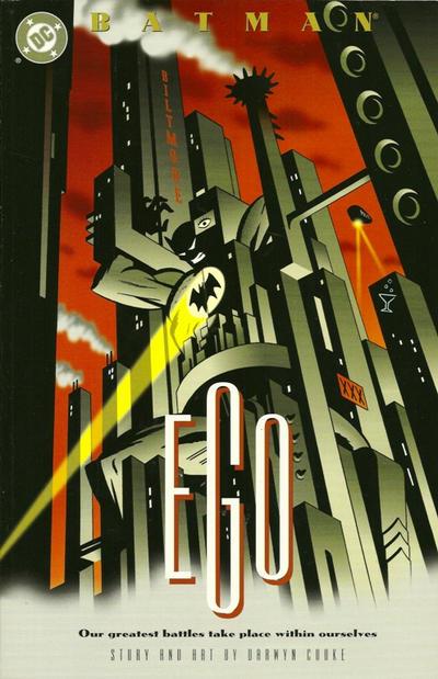 Cover for Batman: Ego (DC, 2000 series)