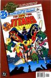 Cover Thumbnail for Millennium Edition: The New Teen Titans 1 (2000 series)  [Direct Sales]