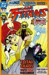 Cover for Team Titans (DC, 1992 series) #1 [Terra]