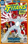 Cover for Team Titans (DC, 1992 series) #1 [Killowat]