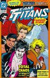 Cover for Team Titans (DC, 1992 series) #1 [Nightrider]