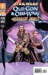 Cover Thumbnail for Star Wars: Qui-Gon & Obi-Wan - The Aurorient Express (2002 series) #2