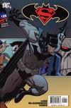 Cover for Superman / Batman (DC, 2003 series) #25 [Batman Cover]