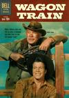 Cover for Wagon Train (Dell, 1960 series) #8