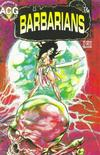 Cover for Barbarians (Avalon Communications, 1998 series) #2