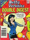Cover for Betty and Veronica Double Digest Magazine (Archie, 1987 series) #55