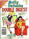 Cover for Betty and Veronica Double Digest Magazine (Archie, 1987 series) #56 [Newsstand]