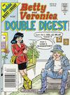 Cover for Betty and Veronica Double Digest Magazine (Archie, 1987 series) #87 [Newsstand]