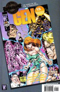 Cover Thumbnail for Millennium Edition: Gen 13 1 (DC, 2000 series)