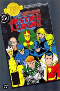 Cover Thumbnail for Millennium Edition: Justice League 1 (DC, 2000 series)