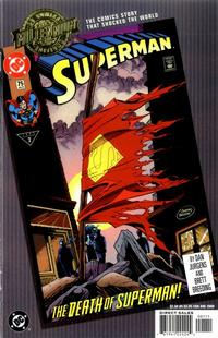 Cover Thumbnail for Millennium Edition: Superman 75 (DC, 2000 series)