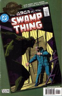 Cover Thumbnail for Millennium Edition: The Saga of the Swamp Thing No. 21 (DC, 2000 series)