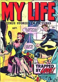 Cover Thumbnail for My Life True Stories in Pictures (Fox, 1948 series) #4