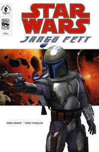 Cover for Star Wars: Jango Fett (Dark Horse, 2002 series)