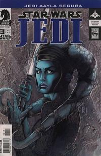 Cover Thumbnail for Star Wars: Jedi - Aayla Secura (Dark Horse, 2003 series)