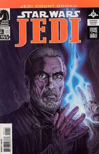 Cover Thumbnail for Star Wars: Jedi - Count Dooku (Dark Horse, 2003 series)