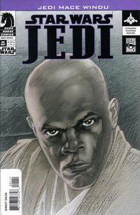Cover Thumbnail for Star Wars: Jedi - Mace Windu (Dark Horse, 2003 series)
