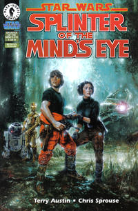Cover Thumbnail for Star Wars: Splinter of the Mind's Eye (Dark Horse, 1995 series) #1