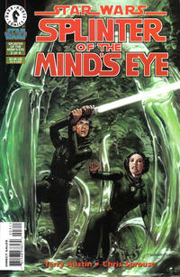 Cover Thumbnail for Star Wars: Splinter of the Mind's Eye (Dark Horse, 1995 series) #3