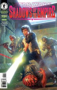 Cover Thumbnail for Star Wars: Shadows of the Empire (Dark Horse, 1996 series) #5 [Direct Sales]